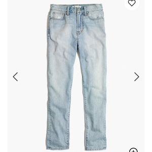 BRAND NEW (NWT) Madewell Perfect Vintage Jeans